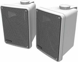11 kb6000w white 6 inch marine speakers