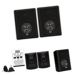 Acoustic Audio 151B Indoor/Outdoor Speakers