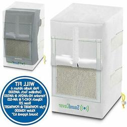 2 White Outdoor Speaker Covers Yamaha 294, Def. Tech. 5500,