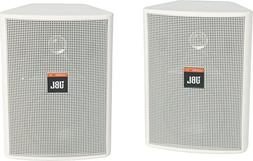 "JBL Control 23T 2-Way 3-1/2"" Indoor/Outdoor Speaker Pair Whi"