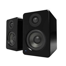"Kanto YU2 Powered Desktop Speakers – 3"" Composite Driver 3"