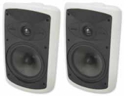 Niles OS7.5 White  7 Inch 2-Way High Performance Indoor Outd