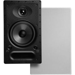 Polk 65-RT In-Wall Speaker - The Vanishing Series with Premi