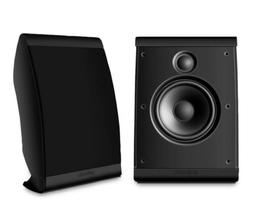 Polk Audio OWM3 Wall and Bookshelf Speakers | The Most High-