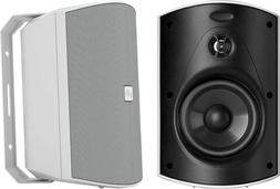 "Polk Audio - Patio 200 5"" 2-way Indoor/outdoor Loudspeakers"