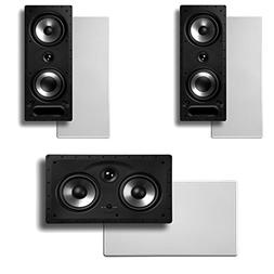 Polk Audio Vanishing RT Series 3.0 in-Wall Home Speaker Syst