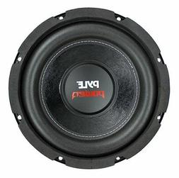 Pyle Car Subwoofer Audio Speaker - 8in Non-Pressed Paper Con