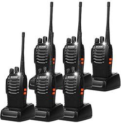Retevis H-777 Two Way Radio Single Band UHF Rechargeable Wal