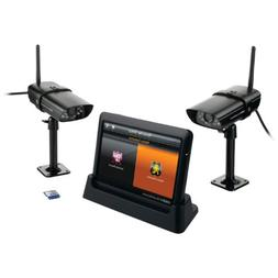 Uniden Guardian Advanced Wireless 7-Inch Screen Video Survei