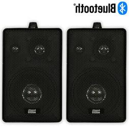 Acoustic Audio 251B Bluetooth Indoor or Outdoor Powered Spea