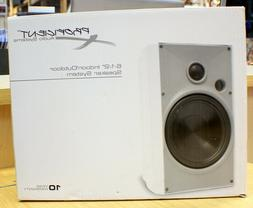 """Proficient All Weather Audio System AW650WHT 6.5"""" Indoor/Out"""