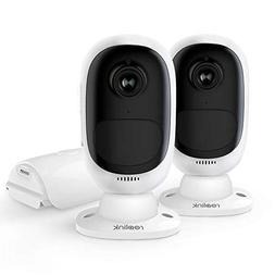Reolink Argus 2  | Outdoor Wireless Home Security Camera Sys