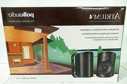 Polk Audio Atrium 4 Outdoor Speakers with Powerful Bass