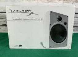 "PROFICIENT Audio Systems AW525WHT  5.25"" Indoor & Outdoor Sp"