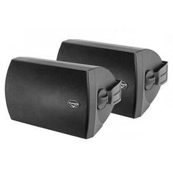 Klipsch AW-650 Outdoor Speakers - Pair - Black