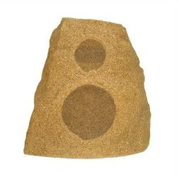 Klipsch AWR-650-SM Sandstone  Outdoor Rock Speaker. Authoriz