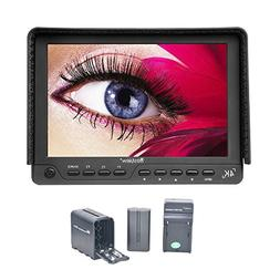 "Bestview S7 7"" On-Camera Field Monitor, 1920x1200 DSLR Video"
