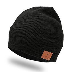 Enjoybot Bluetooth Beanie Wireless Knit Winter Hats Cap with