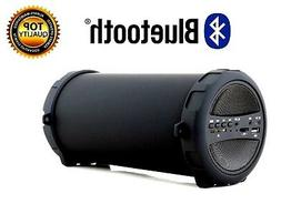 Bluetooth Party Speaker with Internal Subwoofer Indoor and O