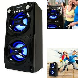 bluetooth speaker for party outdoor indoor large