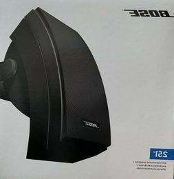 BOSE 251 OUTDOOR WEATHERPROOF SPEAKERS BLACK - PAIR