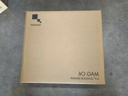 "Brand New PAIR of SONANCE MAG O6 Outdoor Speakers 6.5"" 2-Way"