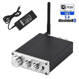 BT20C Bluetooth 4.2 Stereo Audio Amplifier 2 Channel Home Re