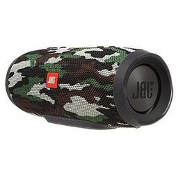 JBL Charge 3 Waterproof Portable Bluetooth Speaker - Camoufl