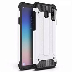 ANGELLA-M Compatible with Samsung Galaxy A8 Star Case - Rugg