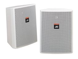 JBL Control 25T-WH Speaker 2 Way Indoor Outdoor 5.25 Inch Wo