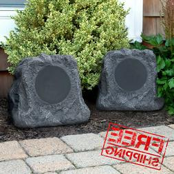 Free Rock Outdoor Speakers With Bluetooth Wireless Waterproo