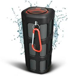 TREBLAB FX100 Bluetooth Portable Wireless Speaker Rugged Out