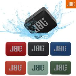 JBL GO2 IPX7 Waterproof Wireless BT Stereo Speaker w/MIC Out