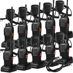 Retevis H-777 Walkie Talkies UHF Two Way Radio Long Range 16