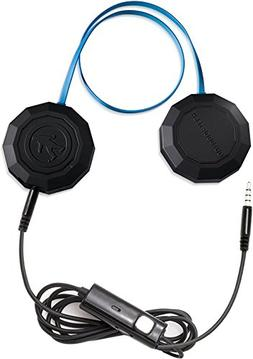 Helmet Speakers - Outdoor Tech Wired Chips - Black - Sweat a