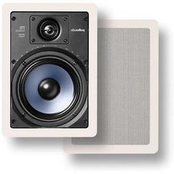 """Home Audio RC65i 2-way Premium In-Wall 6.5"""" Speakers, Pair O"""