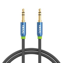 iXCC 6-Feet 3.5mm Male to Male Universal Aux Audio Stereo Ca
