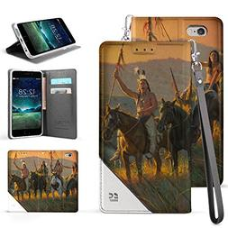 Infolio C Wallet Case For Apple iPhone 6S 6 4.7 PU Leather T