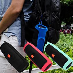 For JBL charge3 Speaker Portable Mountaineering Silicone Cas