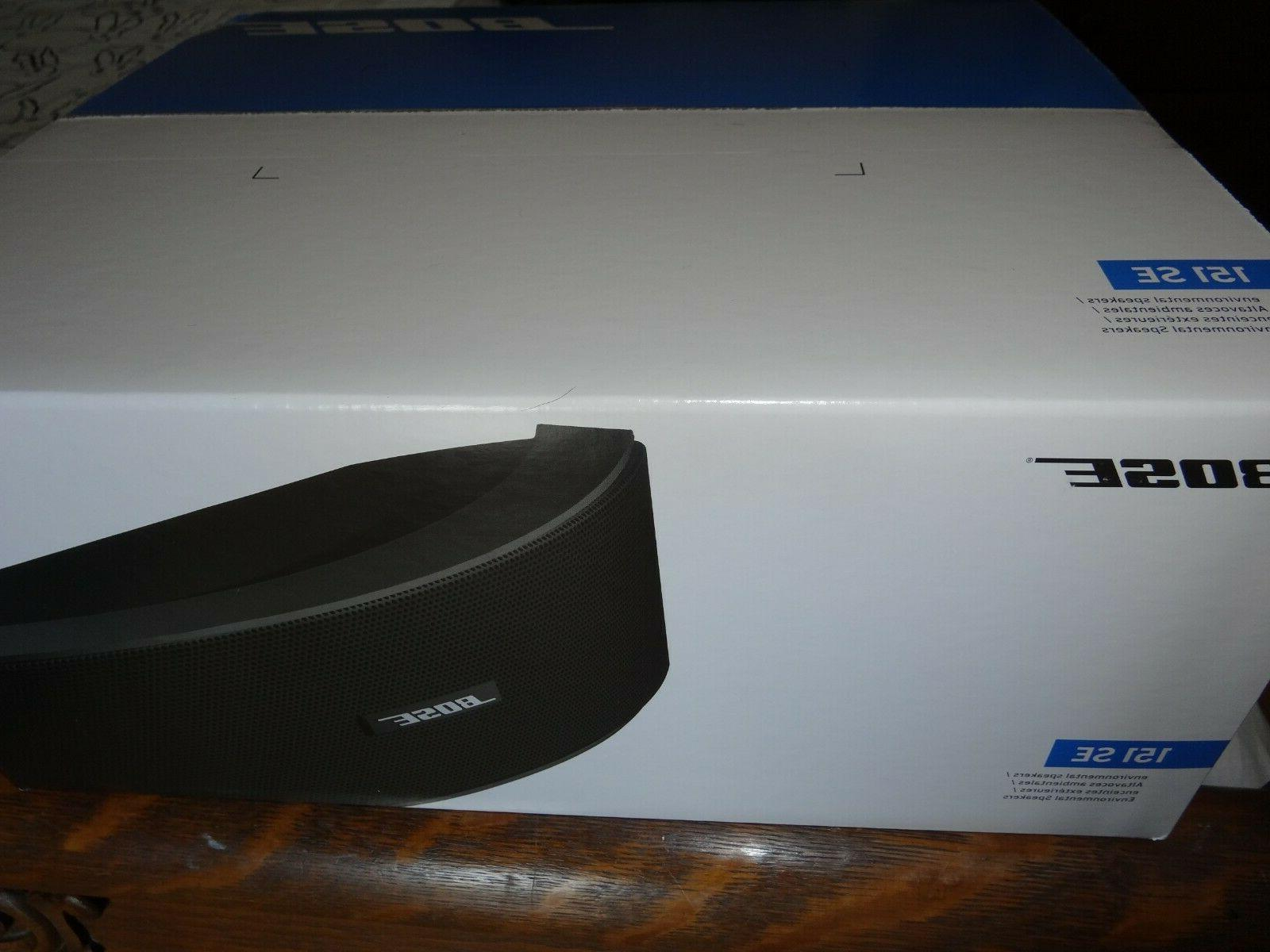 Bose 151 SE Speakers Brand New sealed Box outdoor boating + More