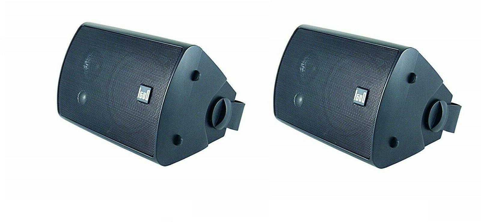 sold in pair 3 way audio indoor