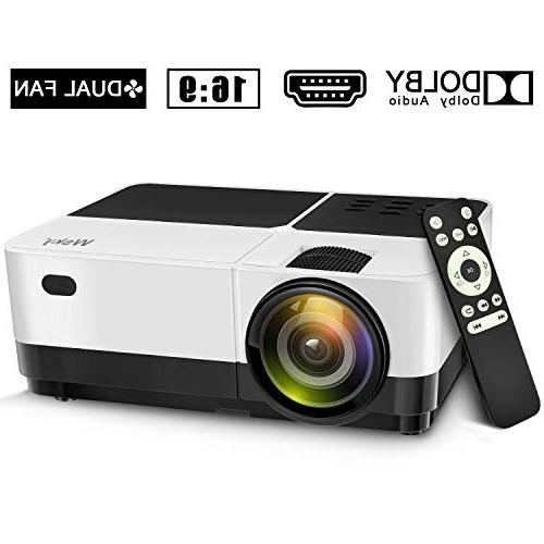 2019 portable home theater projector