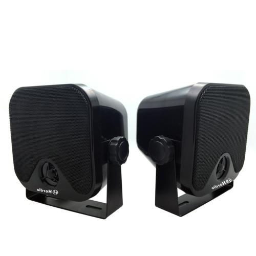 """4"""" Boat Marine Box Outdoor Speakers for"""