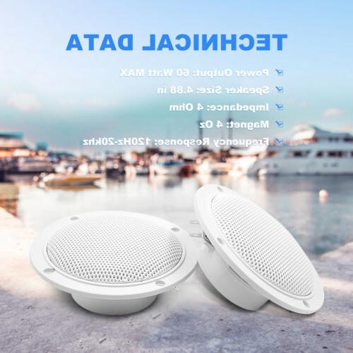 """4"""" Outdoor For Yacht ATV"""