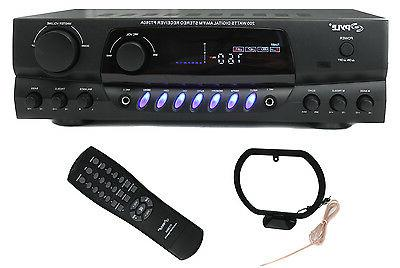 4) 200W Box + PT260A Digital Stereo Receiver
