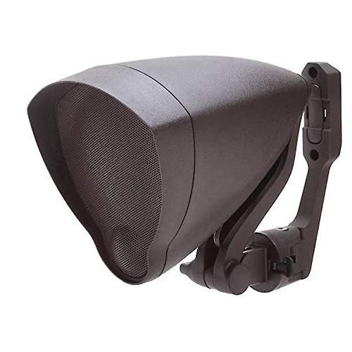 Niles Speaker with Subwoofer, Discreet and Hidden from