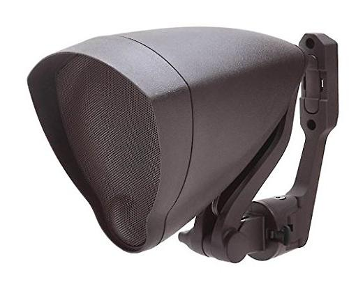 Niles Outdoor Speaker System with Subwoofers, discreet hidden from