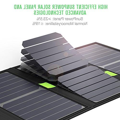 Solar X-DRAGON SunPower Solar Phone with SolarIQ Technology, USB for X Cell Outdoor, Camping