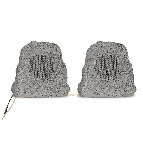 Theater Solutions RK4GBT Bluetooth Outdoor Grey Rock Dual Connection