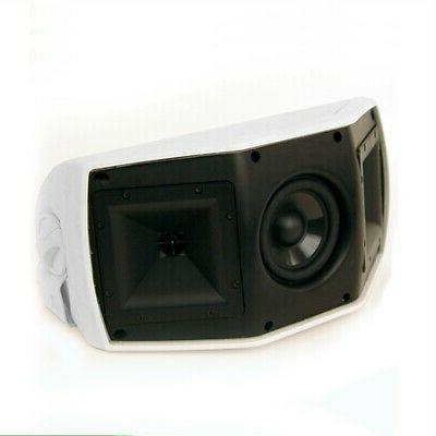 aw 500 sm indoor outdoor speaker white